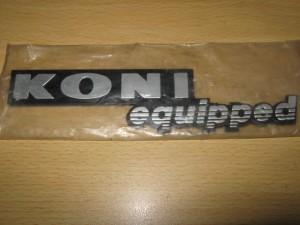 Koni Badge